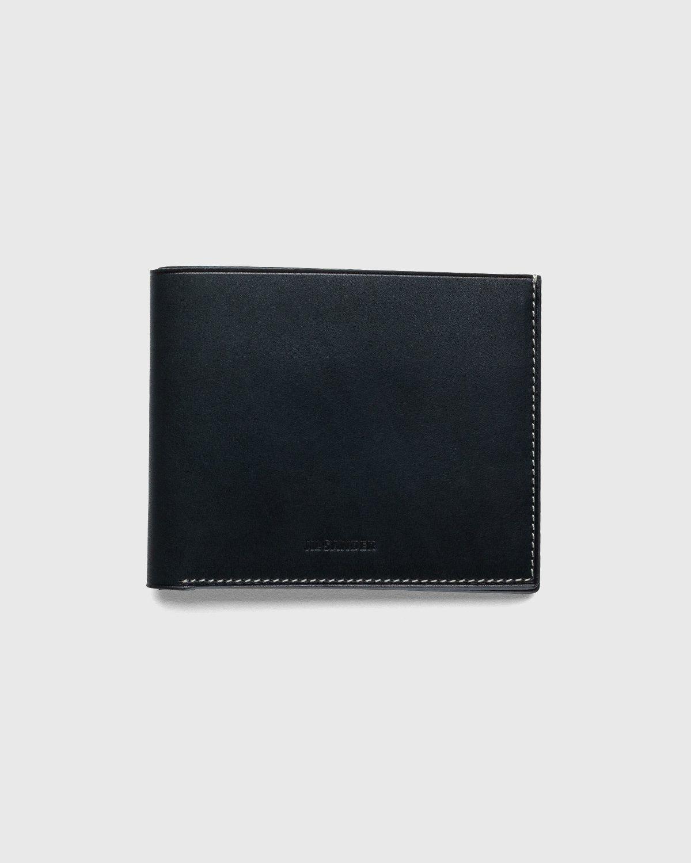 Jil Sander – Pocket Wallet Black - Image 1