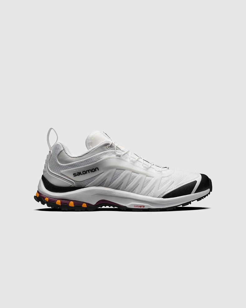 Salomon — XA-PRO FUSION ADVANCED White/Black/Plum Caspia