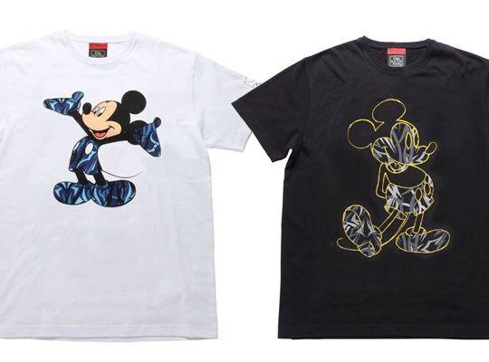 25ef0af20a2e CLOT x Disney x Madsaki