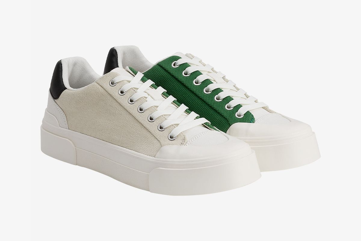 H&M x Good News' Footwear Collab Uses Materials Made From Fruit 24