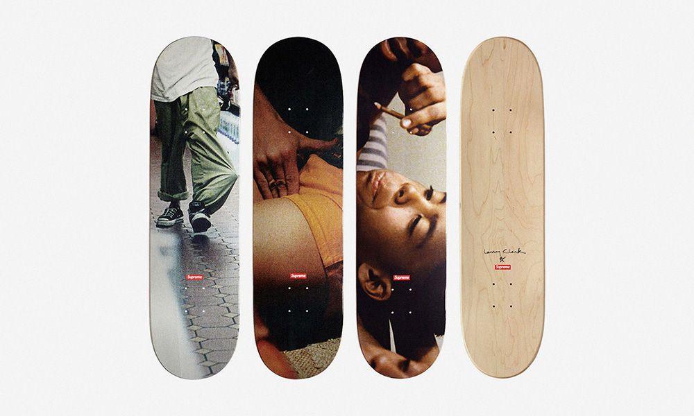 cb32a353ed The 10 Most Iconic Supreme Skateboard Decks