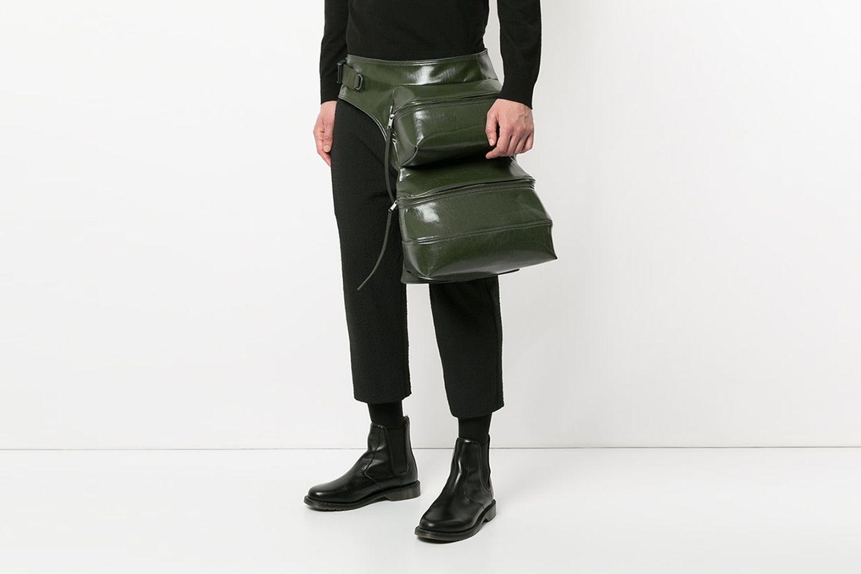 Double Cargo Bag