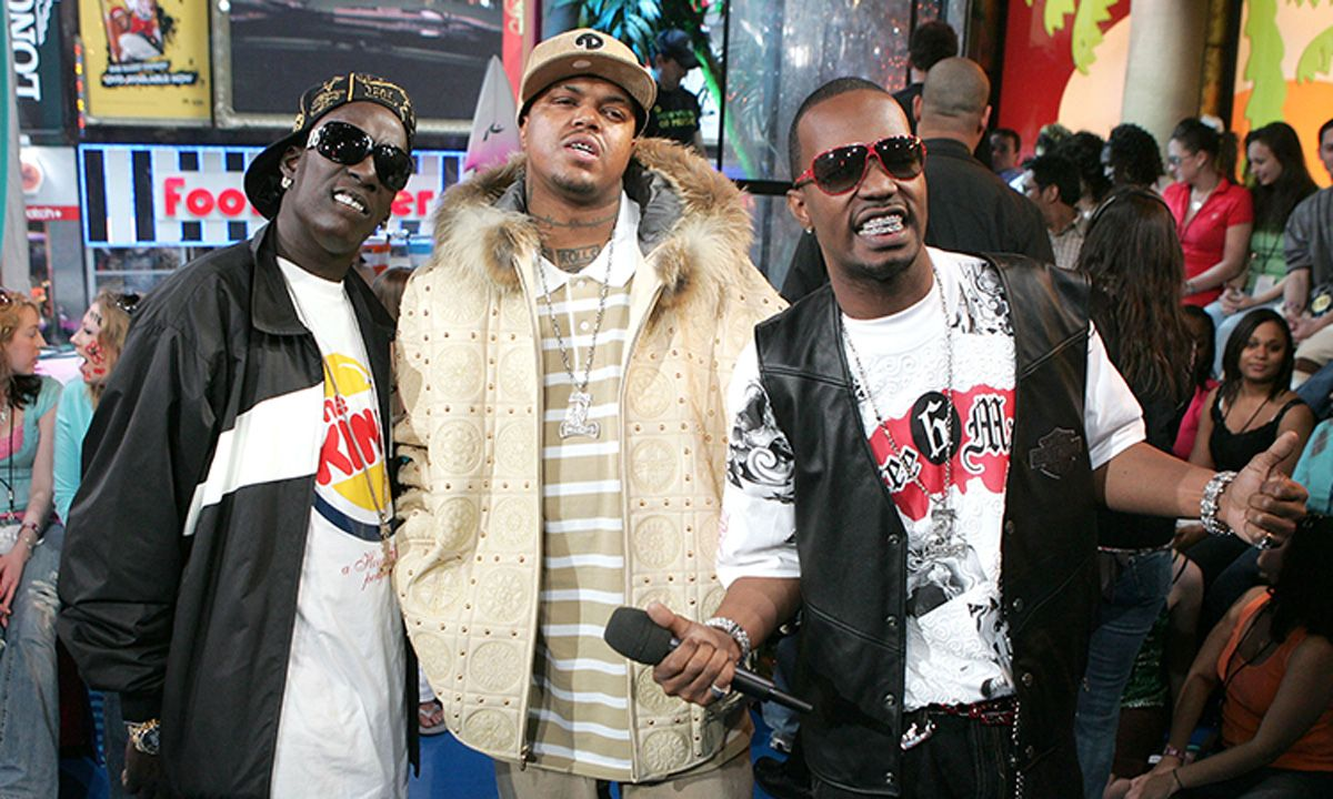 Juicy J Just Annouced a Three 6 Mafia Reunion Tour