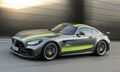 Mercedes-AMG Officially Reveals the All-New GT Model & Track-Focused AMG GT R Pro