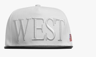 "Stampd LA ""EAST"" and ""WEST"" Snapback"