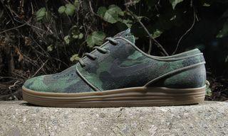 "449c5edd315d Nike SB Lunar Stefan Janoski QS ""Camo"""