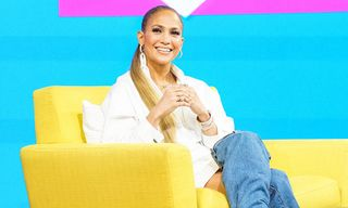 "Nobody Knows Quite What to Make of Jennifer Lopez's Versace ""Joots"""