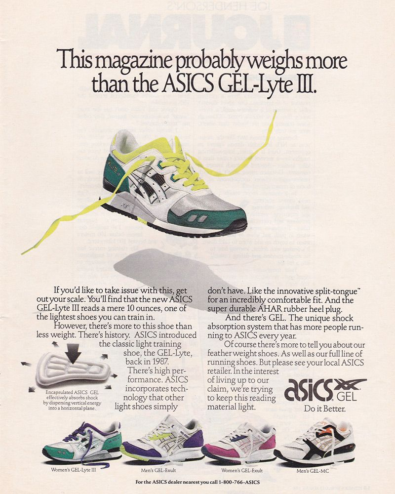 You Better Stock Up on OG Colorways of the ASICS GEL-Lyte 3 8