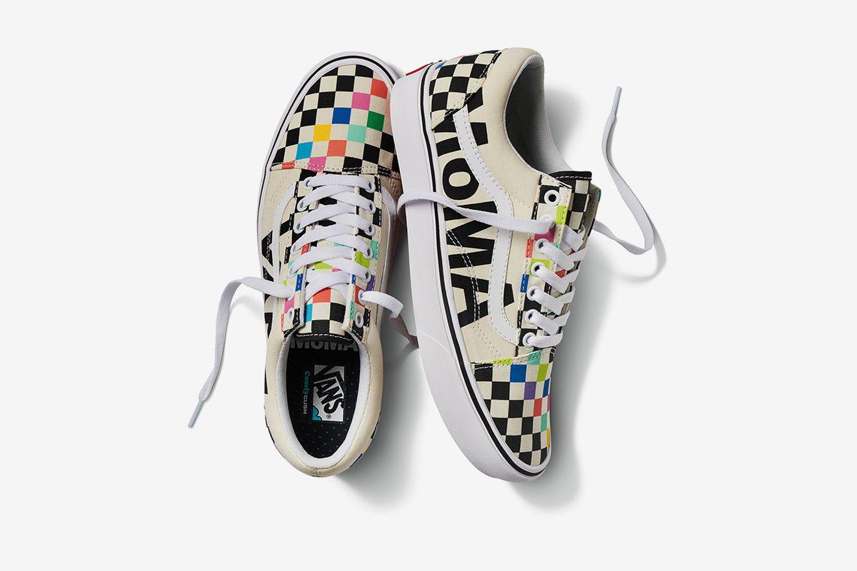 Vans x MoMA Lets You Wear Your Favorite Artist's Work 21