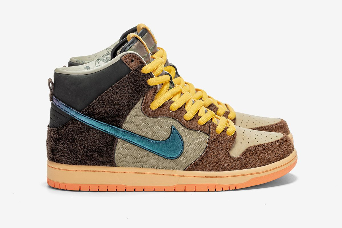 "Concepts' ""Turdunken"" SB Dunk High Has Our Mouths Watering 3"