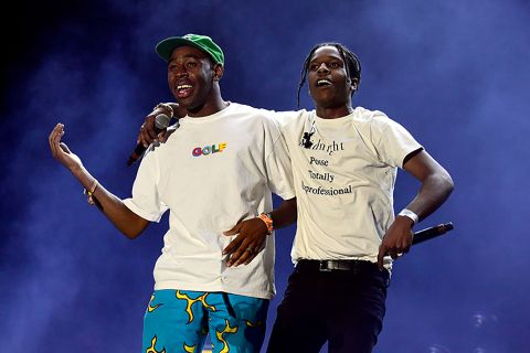 Best New Songs This Week Aap Rocky Tyler The Creator More
