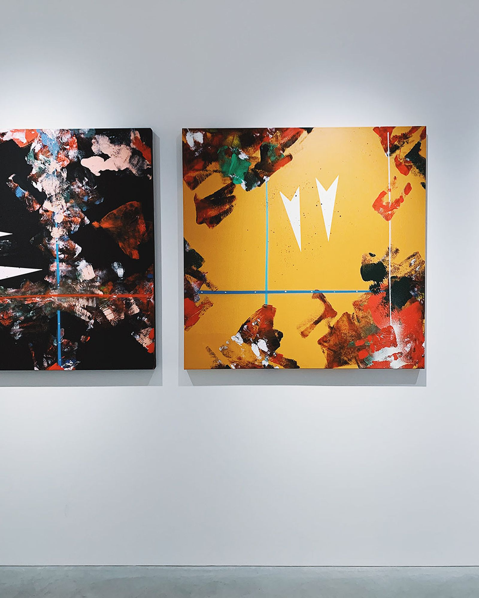 Futura Generation Z exhibition