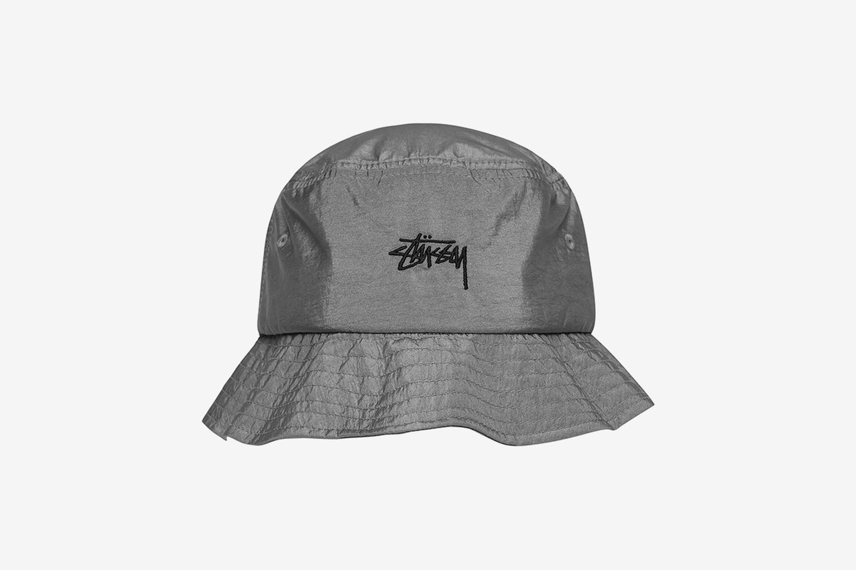 Nylon Taslan Bucket Hat