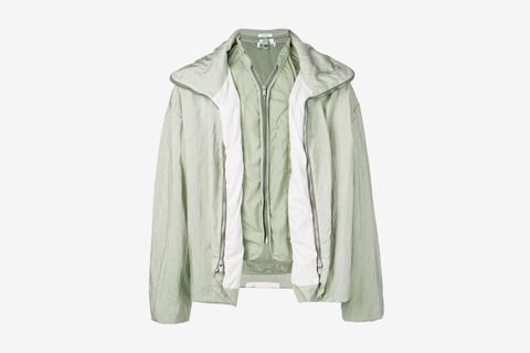 Double Layered Jacket