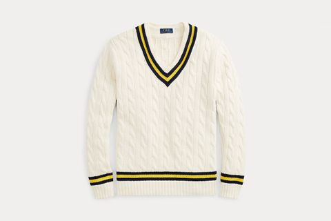 The Iconic Cricket Sweater