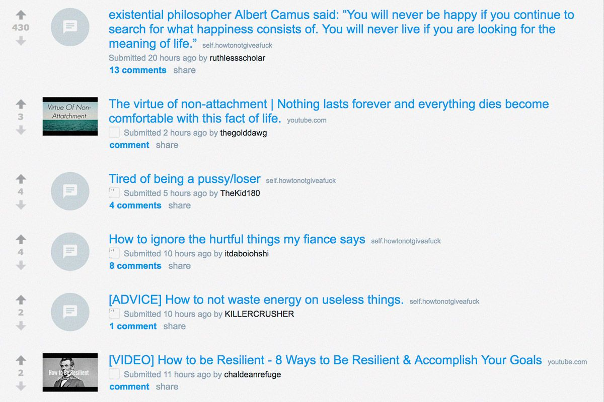 Here Are the 10 Best Subreddits to Help Fix Your Life | Highsnobiety