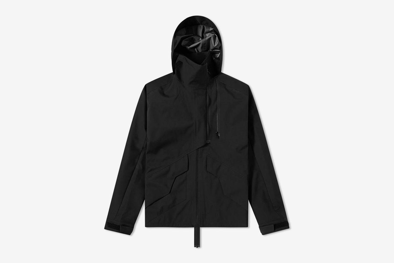 Hooded Membrane Jacket