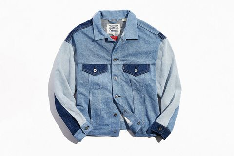 levis made and crafted main Levi's urban outfitters