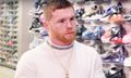 Canelo Àlvarez Searches for Supreme x Louis Vuitton on 'Sneaker Shopping'