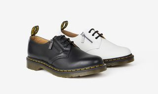 BEAMS Adds a Zipper to the Dr. Martens 1461
