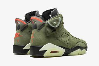 on sale 75bc6 fb85f Travis Scott x Nike Air Jordan 6: Rumored Release Information
