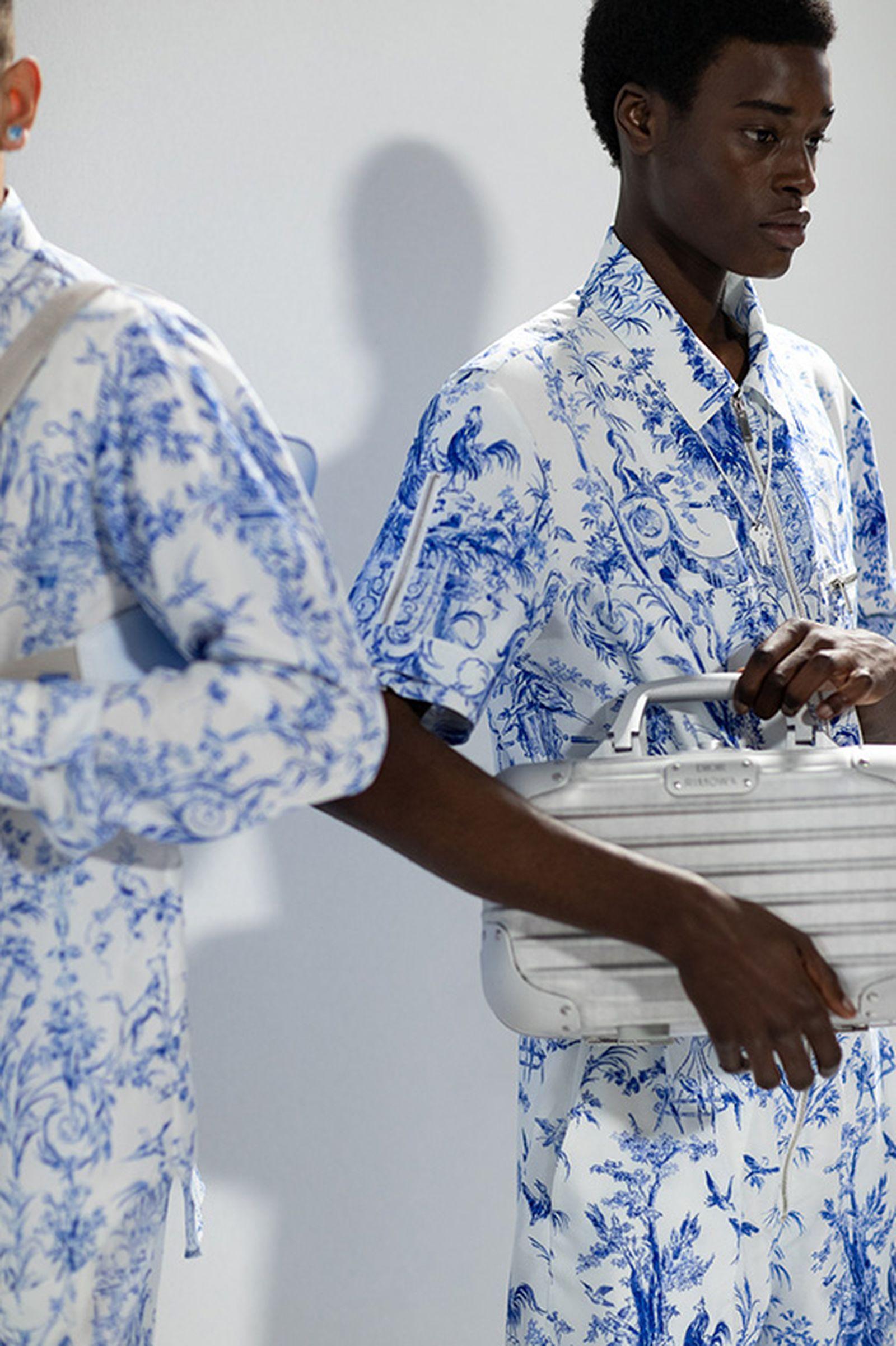 dior rimowa ss20 kim jones paris fashion week