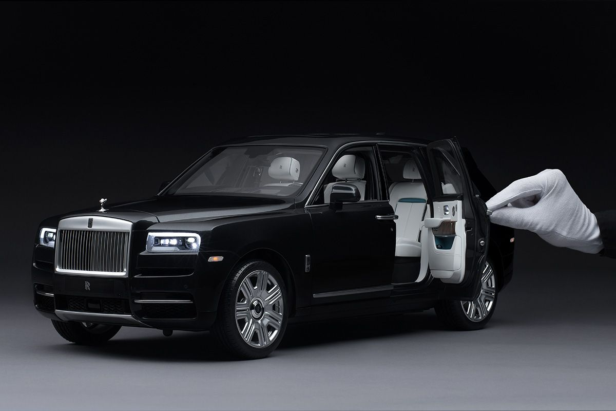 This Scale Rolls-Royce Cullinan Replica Costs More Than an Actual Car