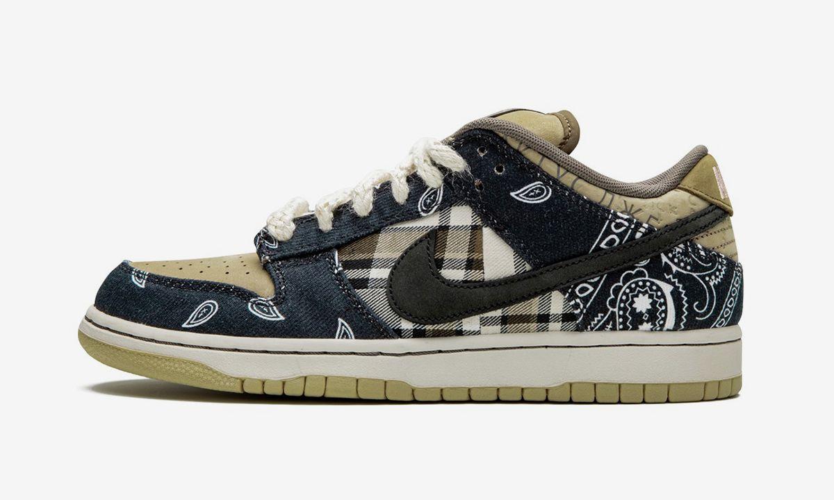 Travis Scott x Nike SB Dunk Low: Where to Buy Tomorrow