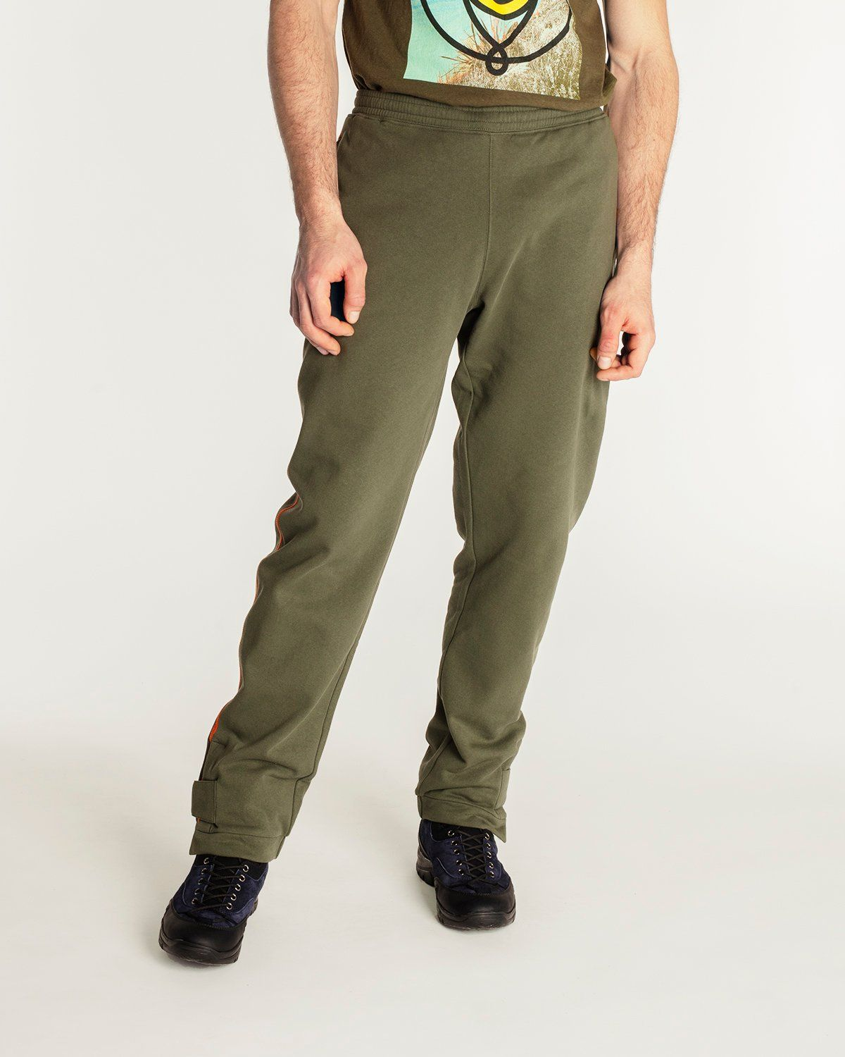EYE/LOEWE/NATURE FLEECE TROUSERS - Image 3