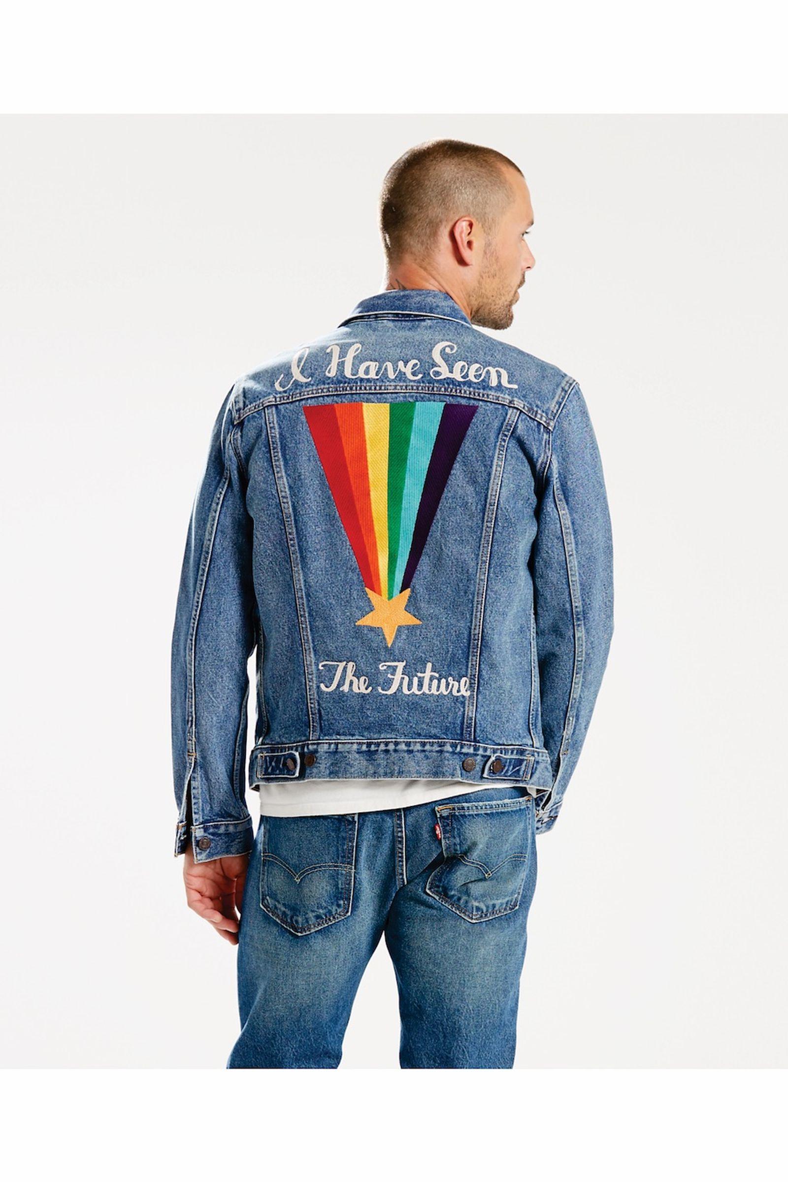 levis 2018 pride collection Levi's