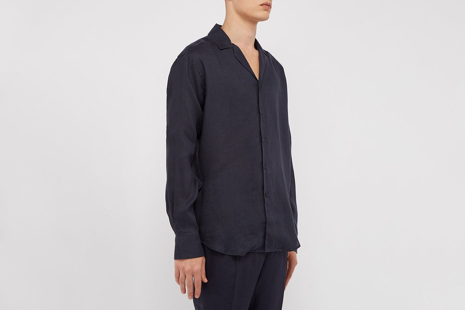 The Jacques Linen Shirt