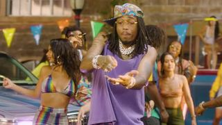 migos hot summer video DJ Durel