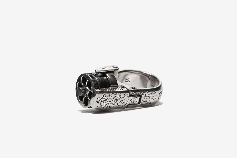 Femme Fatale Ring