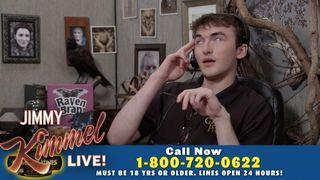 got hotline game of thrones jimmy kimmel