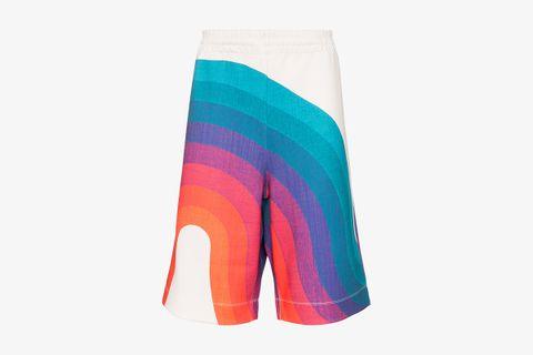 Hostala Printed Shorts