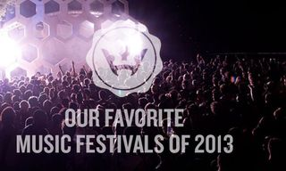 10 Summer 2013 Music Festivals That You Have to Visit