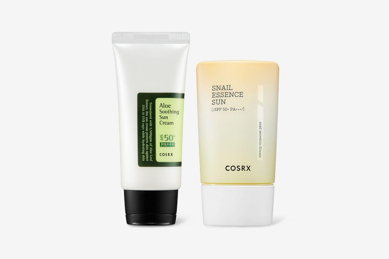 Shield Fit Snail + Aloe Sun Cream