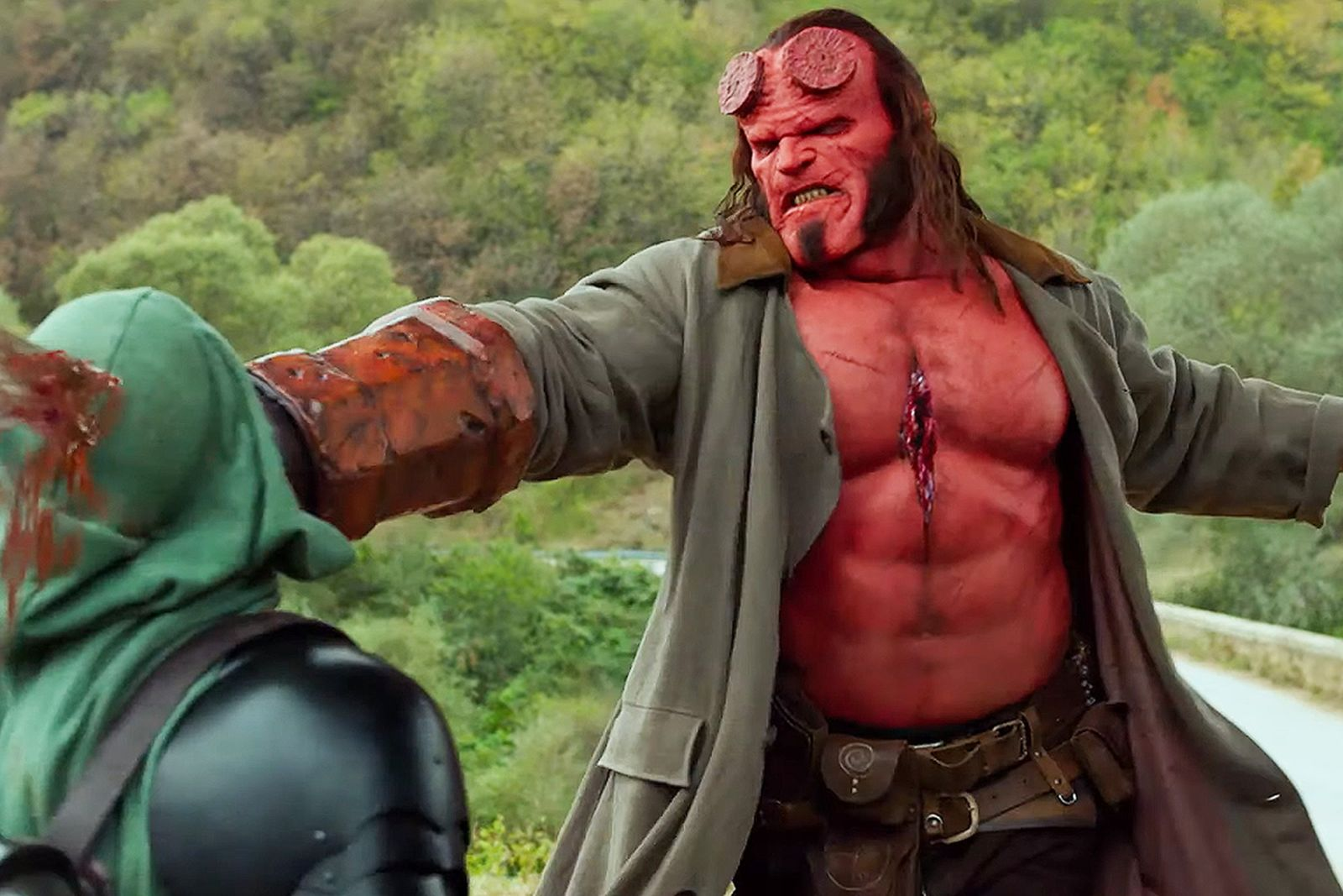 hellboy critics reviews