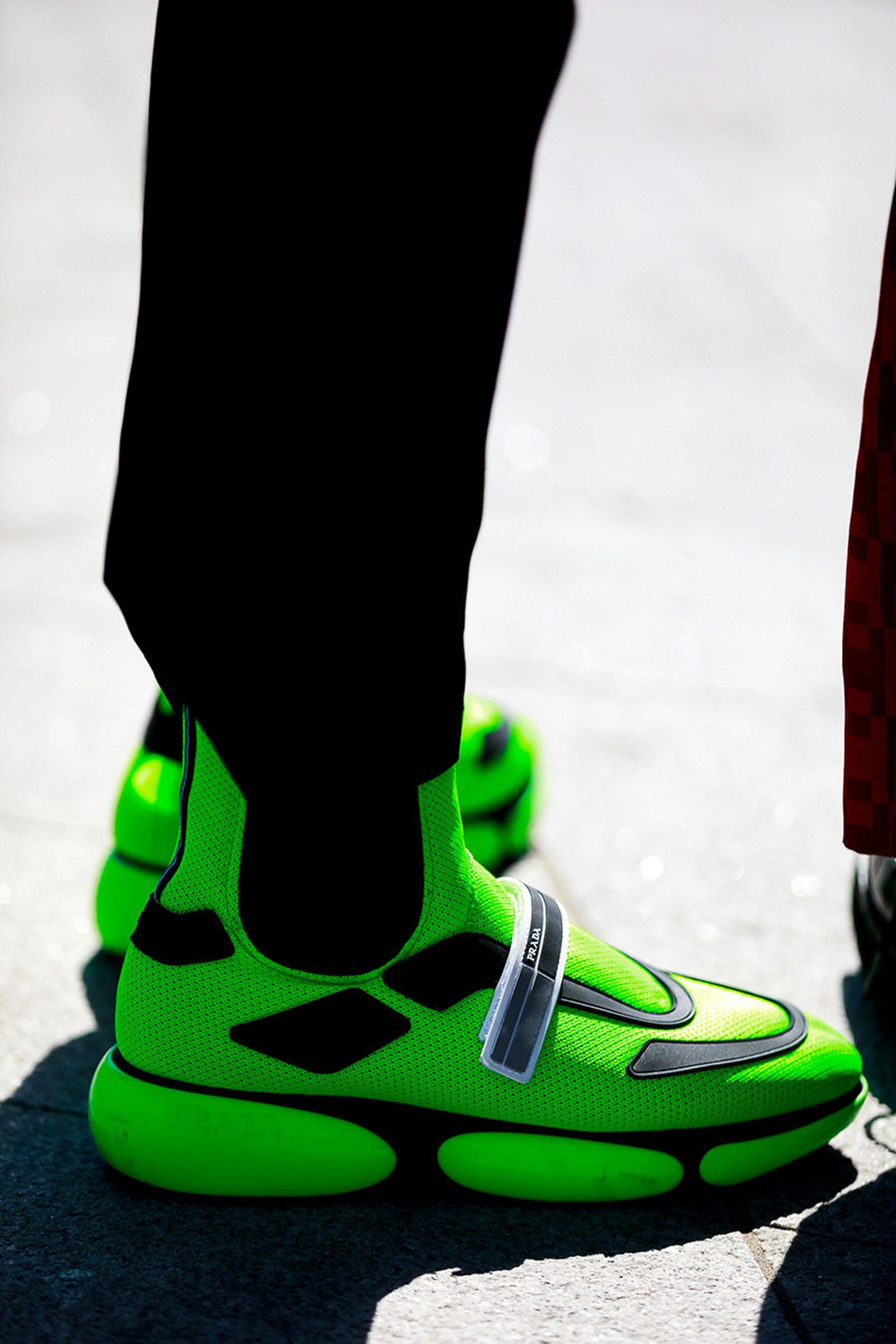 FW19 Seoul StreetStyle Sneakers PaulJeong 10 Sneaker street style seoul fashion week