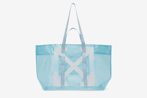 PVC Arrows Commercial Tote