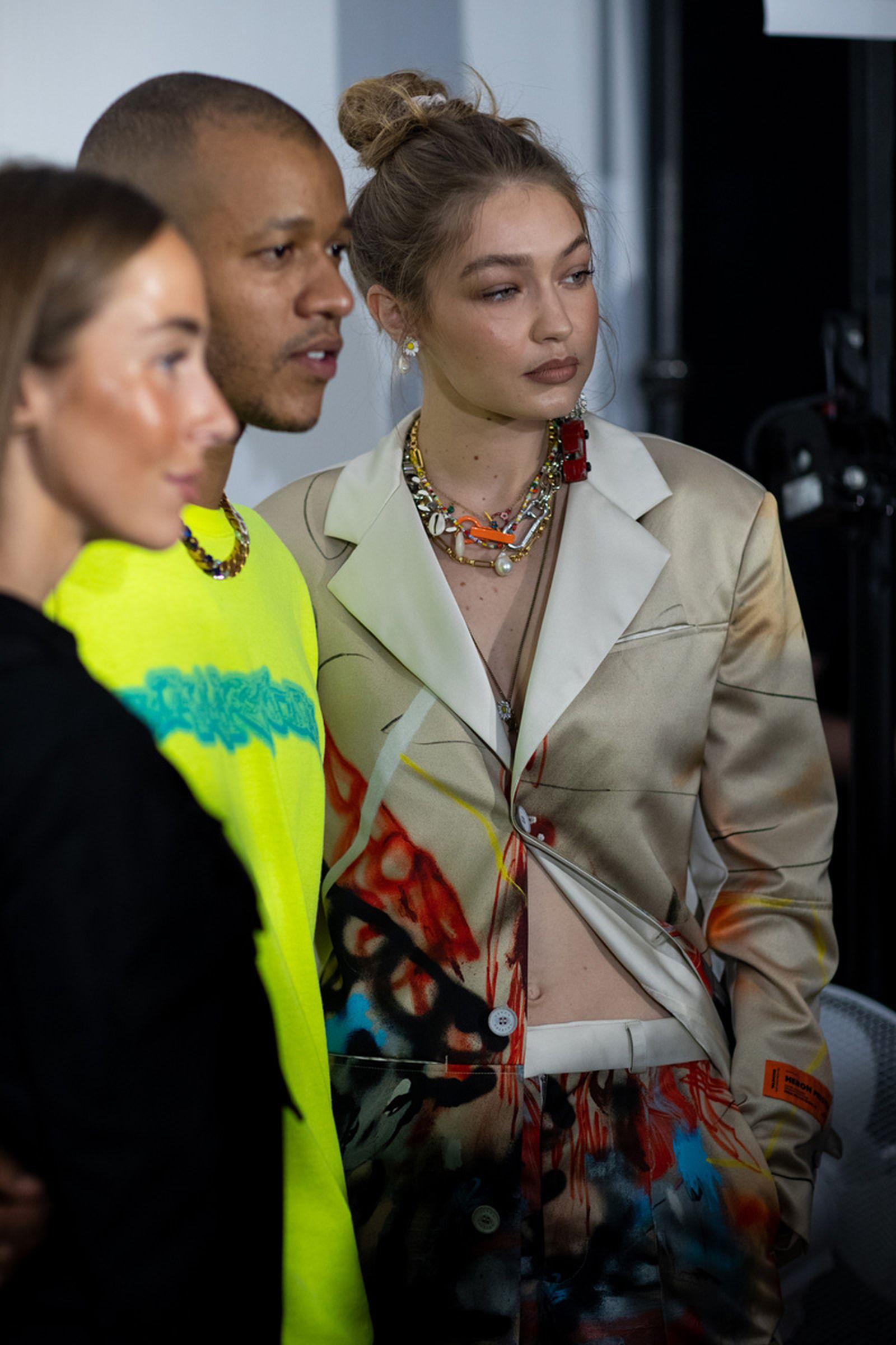 MSS20 Paris HeronPreston EvaAlDesnudo For Web 10 Heron Preston paris fashion week runway