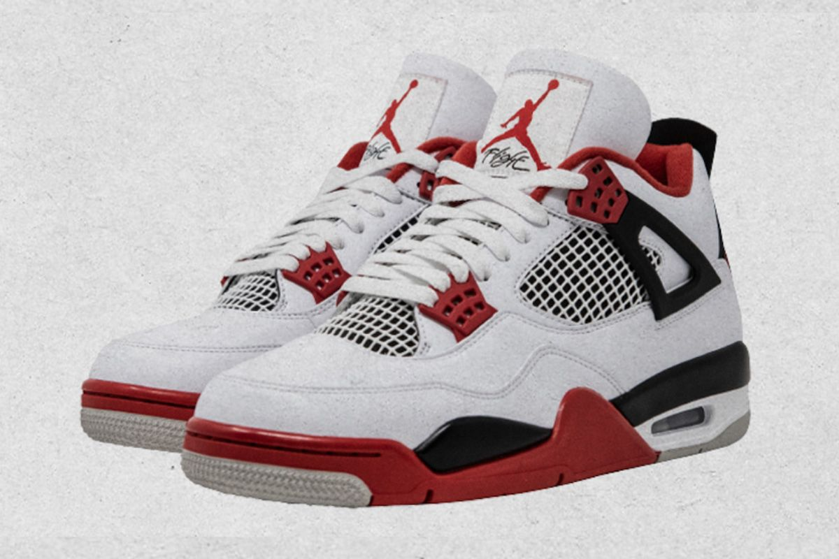 "Nike Officially Confirms the Air Jordan 4 ""Fire Red"" 3"