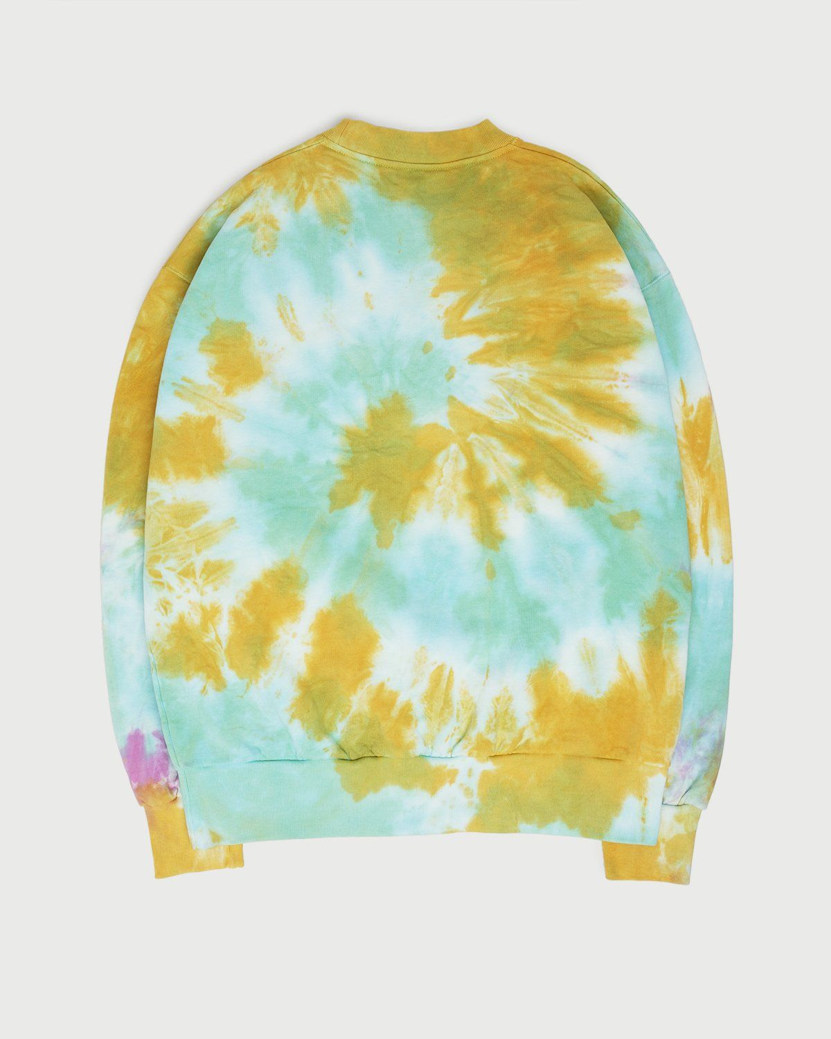 Aries - No Problemo Tie Dye Sweatshirt Multicolor - Image 3