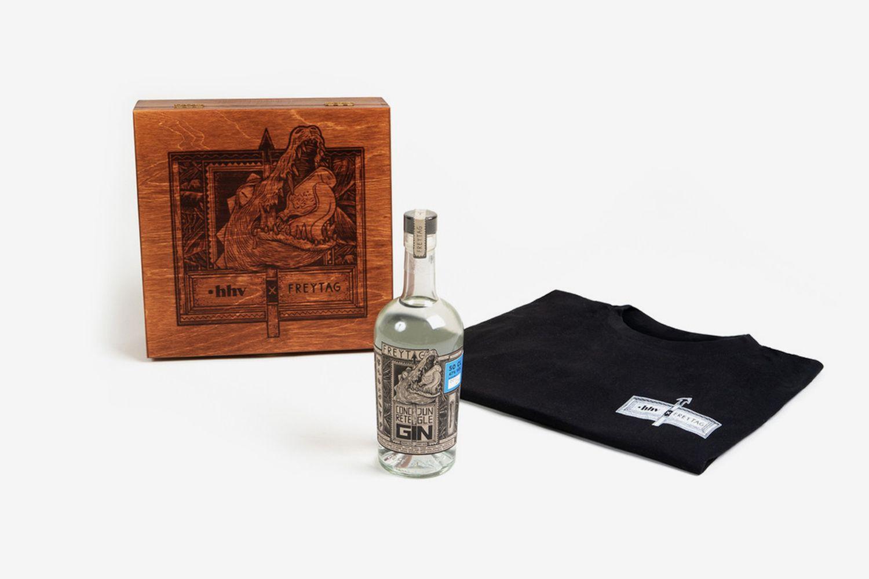 Concrete Jungle Gin Box