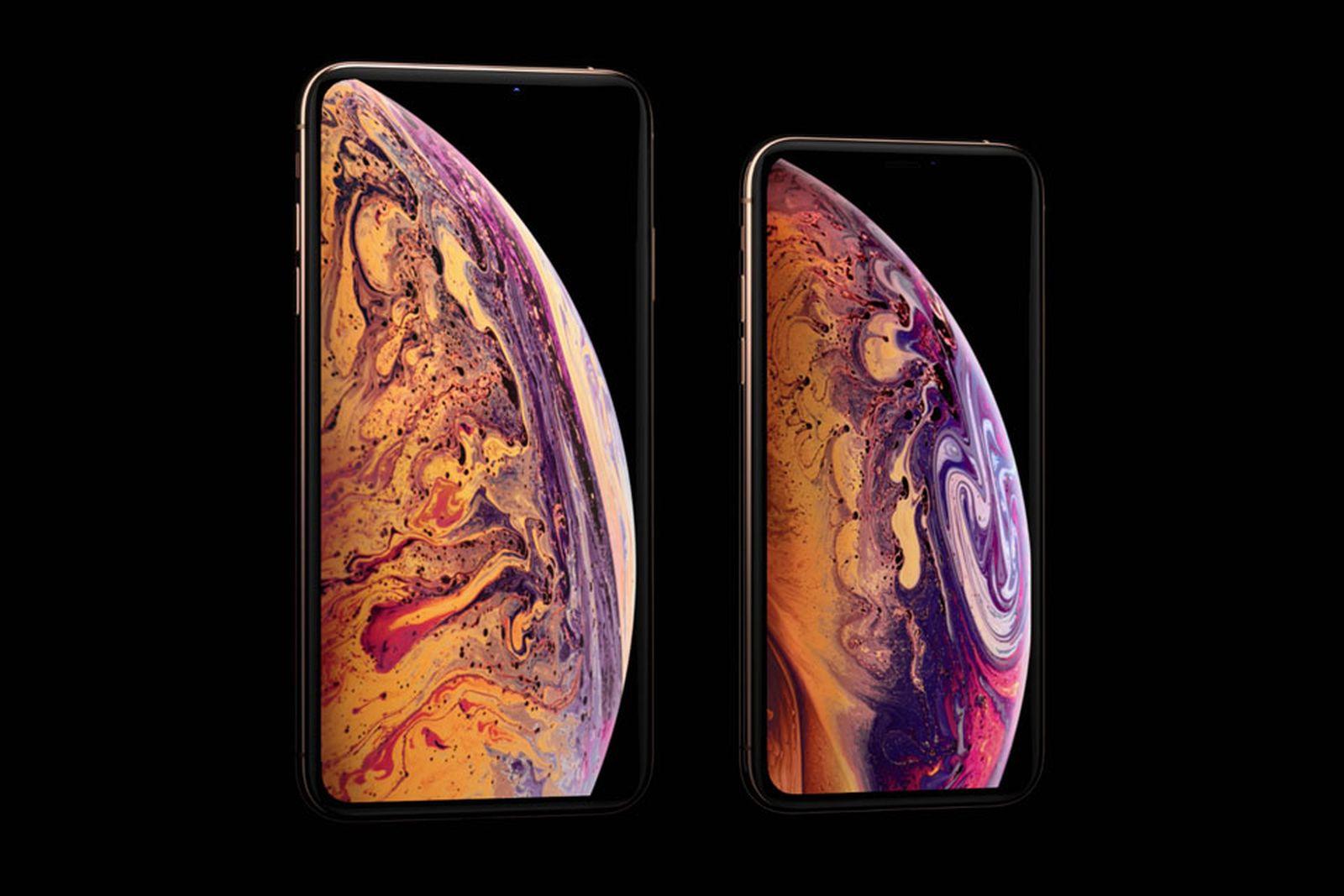 apple wwdc recap iPhone Xs Max
