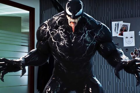 Venom 2 Woody Harrelson Stars In First Set Videp