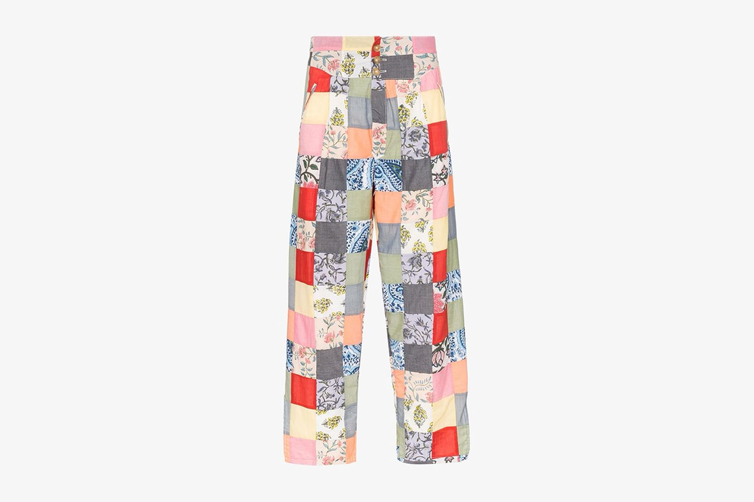 Kolkata Patch Trousers