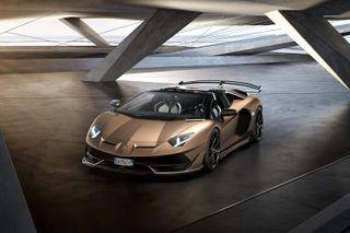 Lamborghini Aventador SVJ Roadster: Learn About it Here