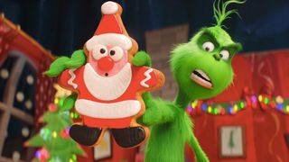 the grinch trailer tyler the creator Pharrell Williams