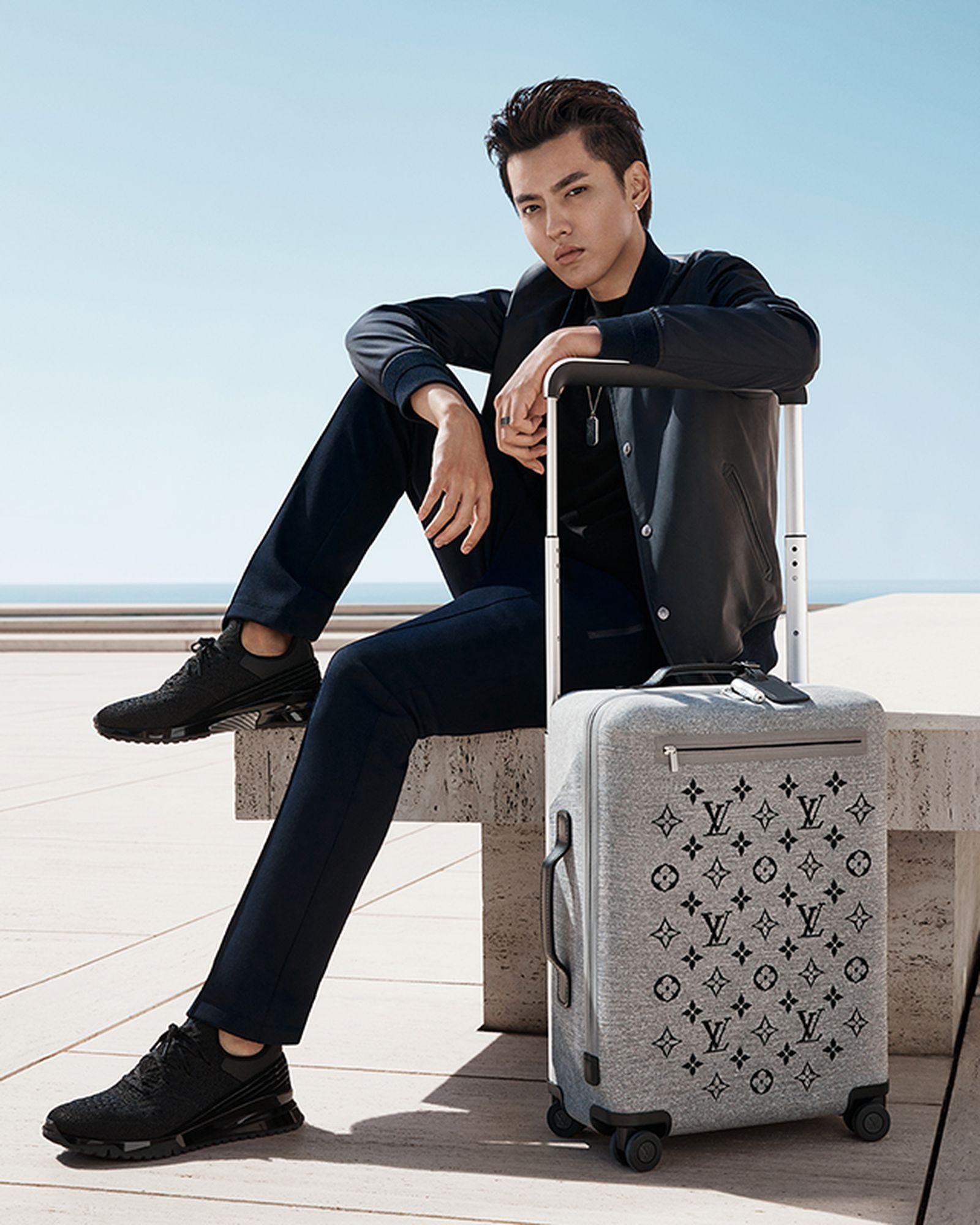 louis vuitton horizon soft luggage 0 marc newson